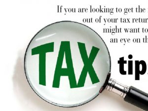 Individuals Tax Tips