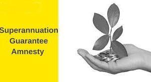 Superannuation Guarantee Amnesty