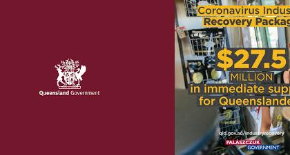 Covid-19 Update – Queensland State Govt Assistance